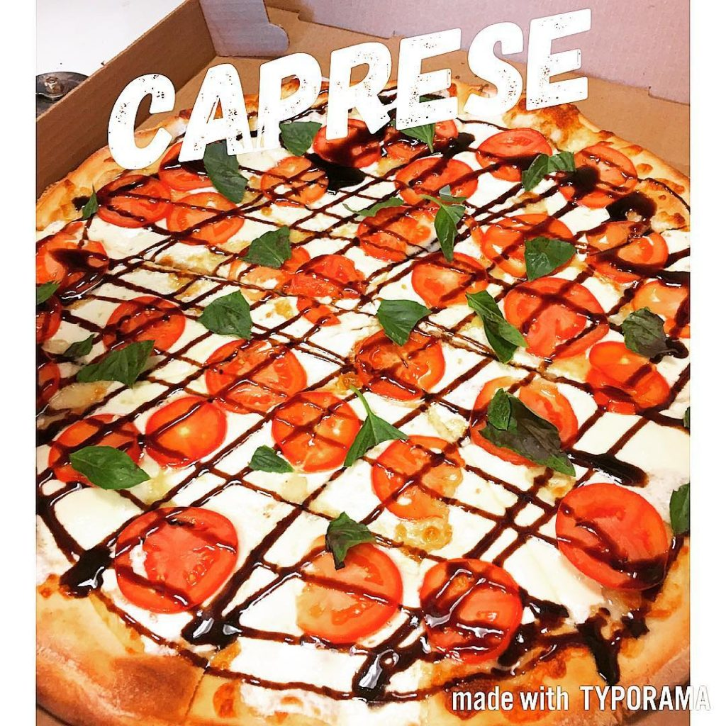 Caprese Fresh Mozzarella Sliced Tomato Basil and Balsamic Glaze villamecihellip