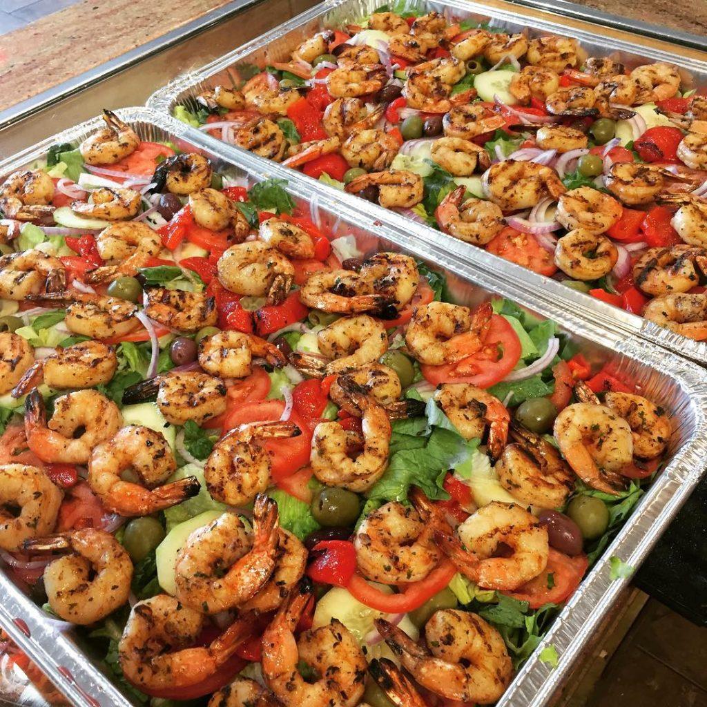 Love Villa Mecis salads? Have them in a full orhellip